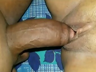 Indian GF Fucked By Big Meaty Cock