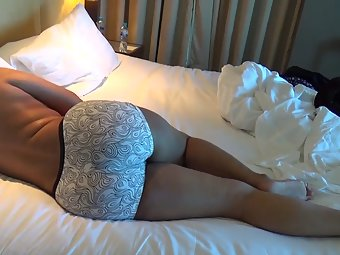 Indian Wife Kajol In Sexy Panty