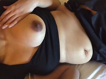 Hot Indian MILF Got Big Juicy Boobs