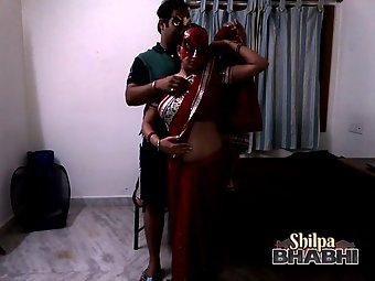 Hot Romance Of Married Indian Couple
